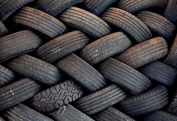 Laced Used Tires