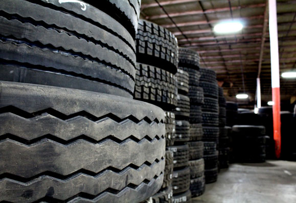 Truck Used Tires